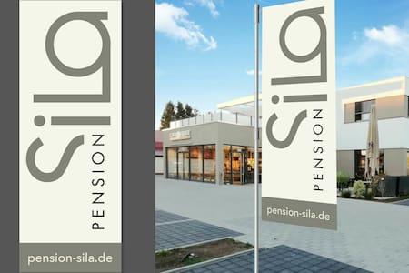 Familiengeführte Pension SiLa - Groß-Umstadt