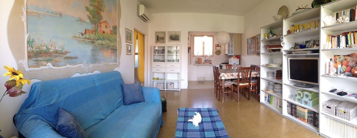 Beach apartment close to Venice