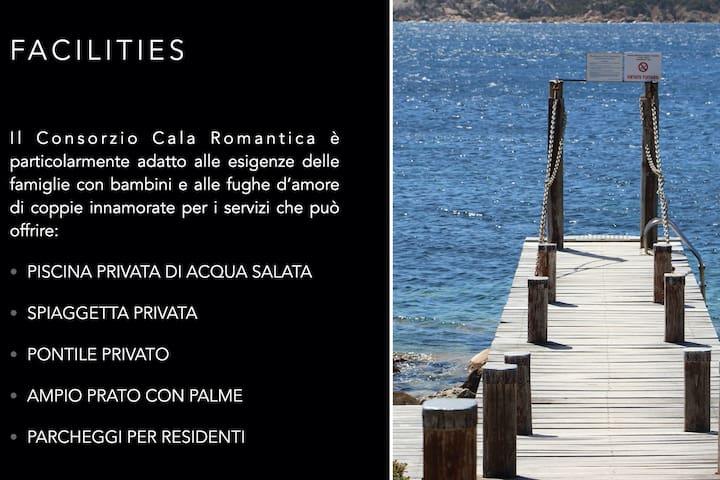 CALA ROMANTICA HOME COSTASMERALDA SARDEGNA