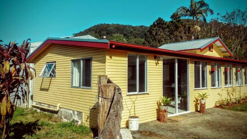 Private dairy cottage near Byron - The Pocket - Cabaña
