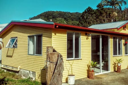 Private dairy cottage near Byron - The Pocket - Kabin