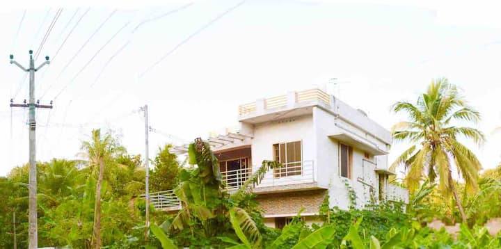 Beautiful Villa in Kanyakumari, Karungal