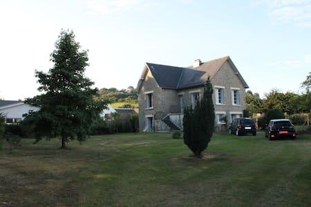 Charmante maison en pierre - Barneville-Carteret