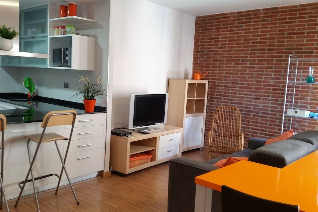 living room- sala de estar
