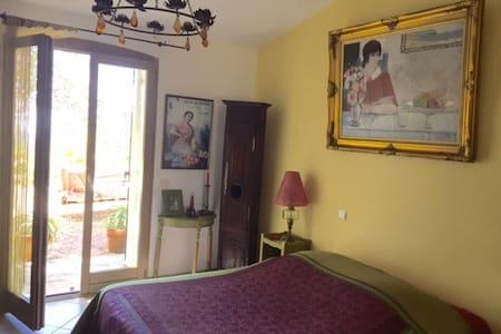 Deux chambres d'hôtes  face aux îles Sanguinaires - Cauro - Bed & Breakfast