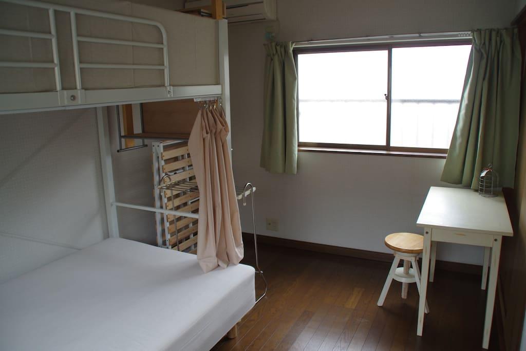 客室/guestroom