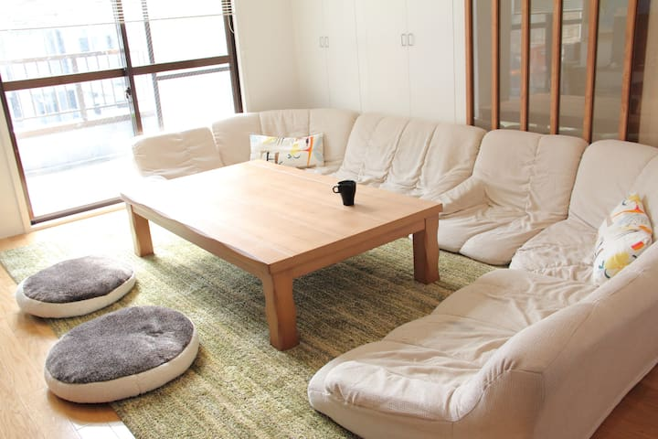 Welcome Long term stay!!  5min to Subway station!! - Osaka - Casa
