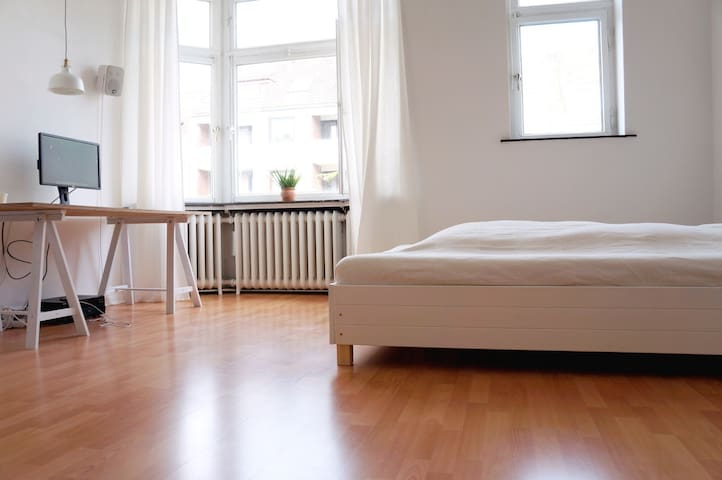Stylish room in perfect location - Bremen - Dům