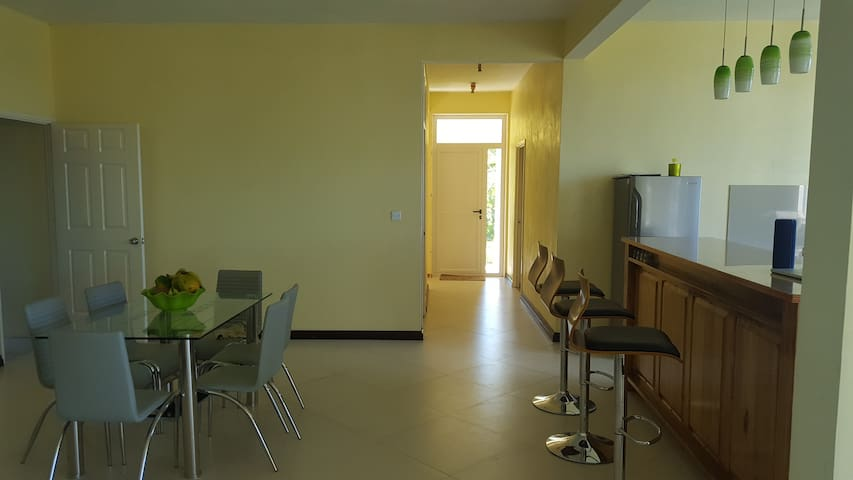 Perrine holiday home - Rodrigues District - House