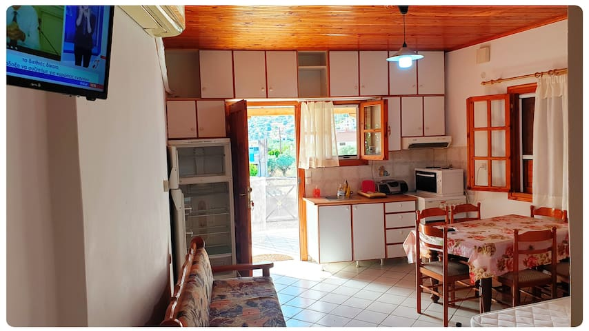 Διαμέρισμα 3 Γλυφάδα Φωκίδας Οιάνθη Rentals