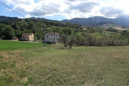 Family Home in Abruzzo Countryside - Montebello di Bertona - 独立屋