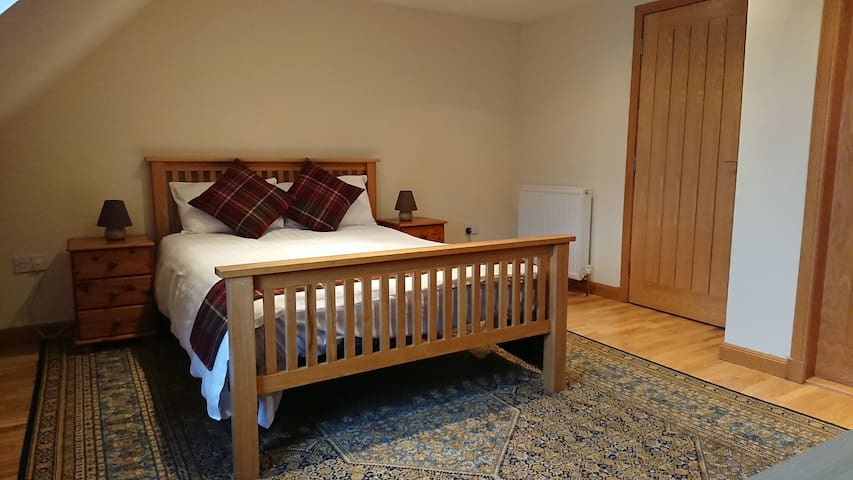Central/double room en suite/shared kitchen