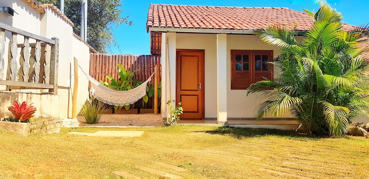 Villa Magna - Aconchegante chalé
