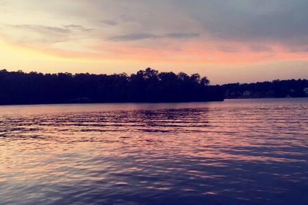 Smith Lake,  A Happy Place near Duncan Bridge