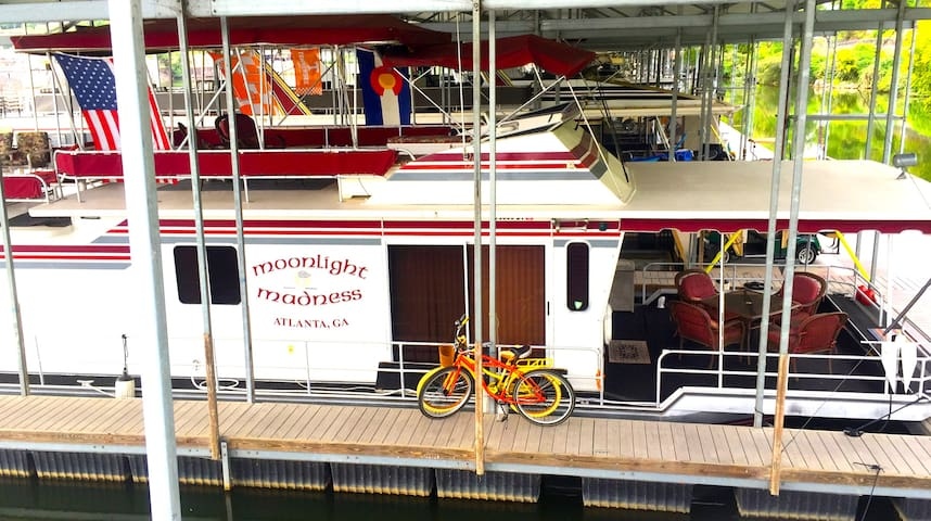Immaculate 70' Sumerset Houseboat - Knoxville - Bateau