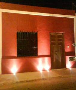 Beautiful House in Mérida´s heart - Mérida - Dom