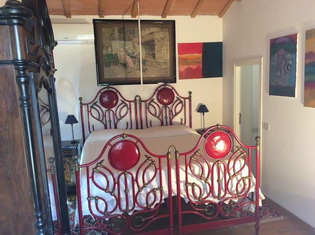 Aphrodite double suite con terrazza - Province of Teramo - Nature lodge
