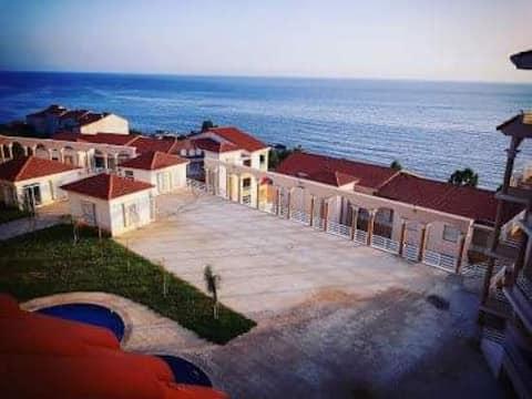 Appartement dans une résidence privée Vue sur mer