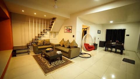Dew Drops Resort Igatpuri - 3BHK premium Villa