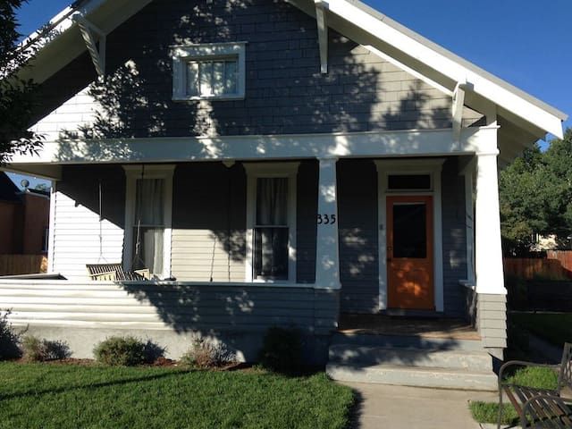 Pet Friendly Salida Bungalow - Cute In-Town Home!
