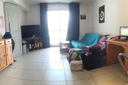 le dahut - Font-Romeu-Odeillo-Via - Appartement