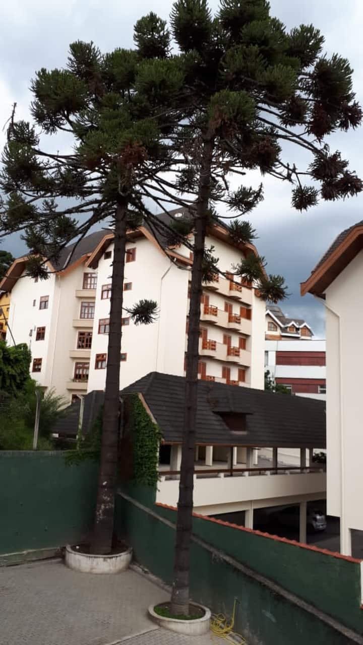 Apartamento Acolhedor no Capivari