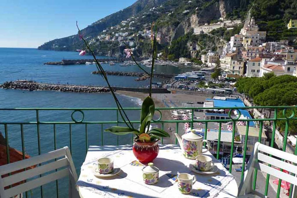 Casa marina amalfi amalfi coast apartments for rent in for Apartments amalfi