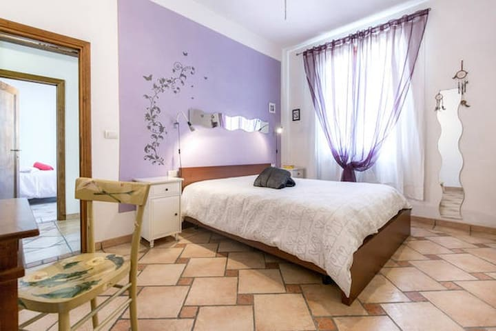 your second home near Florence - Figline Valdarno - Byt
