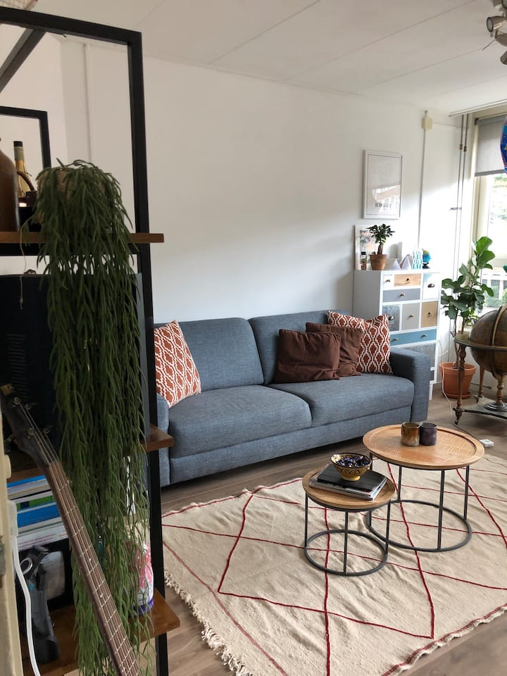 Your own studio in the center of Amsterdam