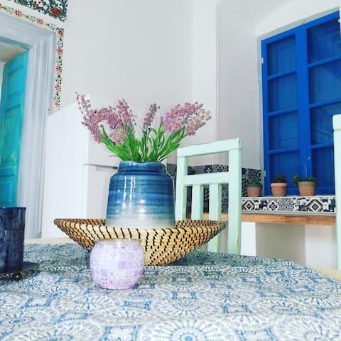 Villa Evdokia. Kasos. Traditional cosy house