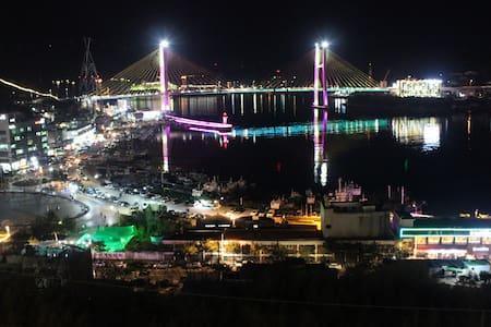여수밤바다 아파트민박 - Goso-dong, Yeosu-si - Departamento
