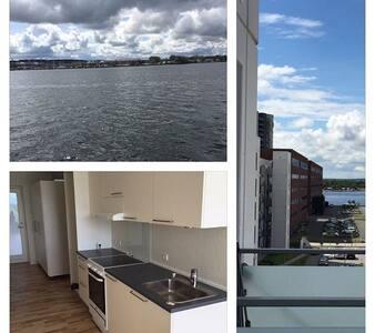 Modern apartment near Aalborg city center - Nørresundby