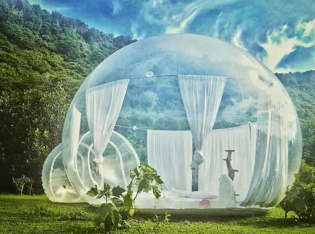 Bubble Hotel Bali ULUWATU (U1)