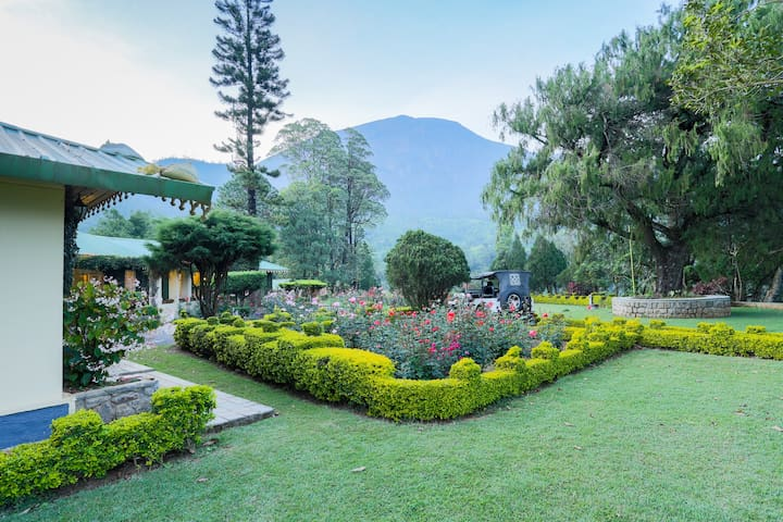 Royal Talayar Bungalow - Munnar - Bungalow