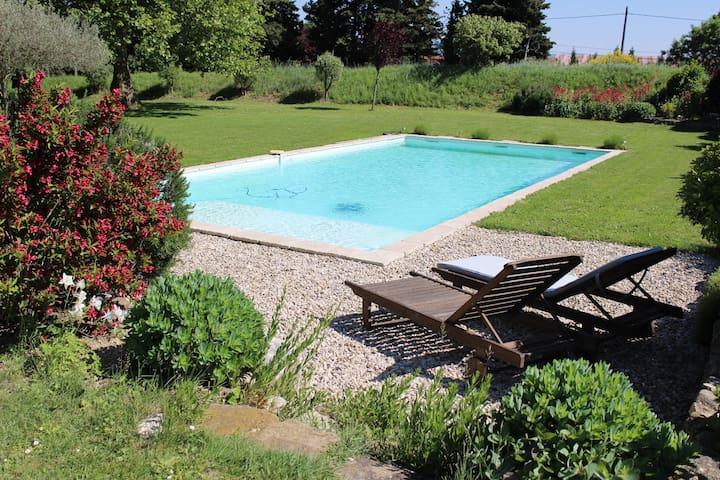 Bastide provençale - Marsanne