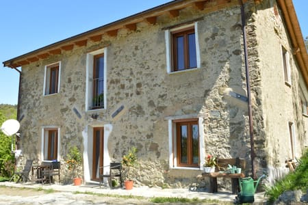 Ca' de l'Ase - Giusvalla - Bed & Breakfast