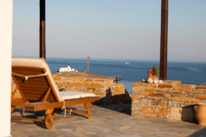 Aegean Paradise, Kythnos, Naousa
