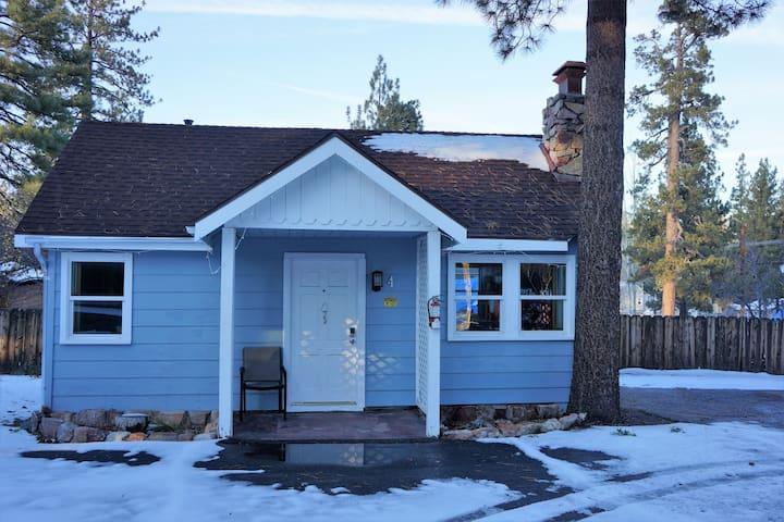 Your Own Cabin - Blue Horizon Lodge Cabin 4