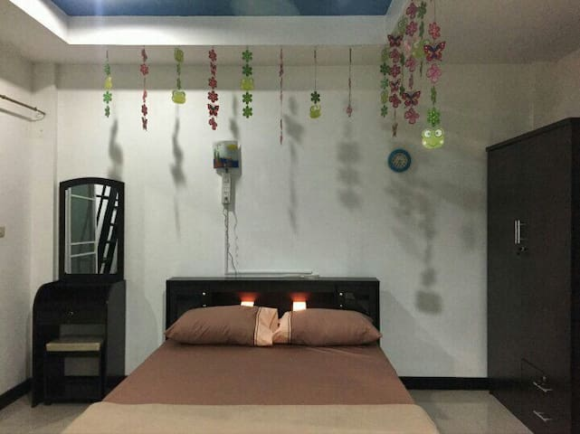 Private room in education hostel near Karon beach