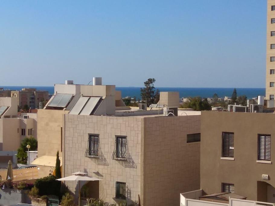 vue de la terrasse autre