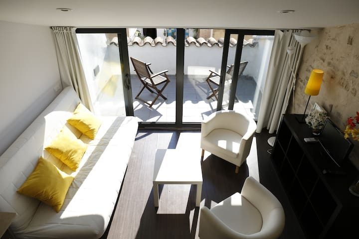Apartamentos en el centro de Cervera - Cervera - Apartament