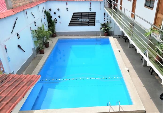 HOTEL LA CASONA INN