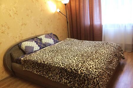 Просторная квартира для отдыха - Tver'