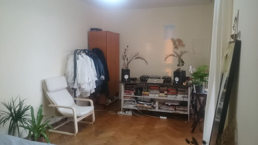 Spacious Room located  in the centre of Bucharest - București - Apartamento