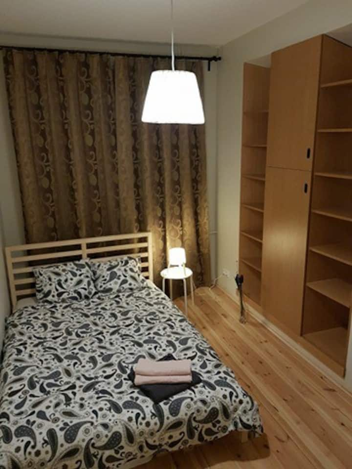Double private room in 2 room apartment Old Town/B