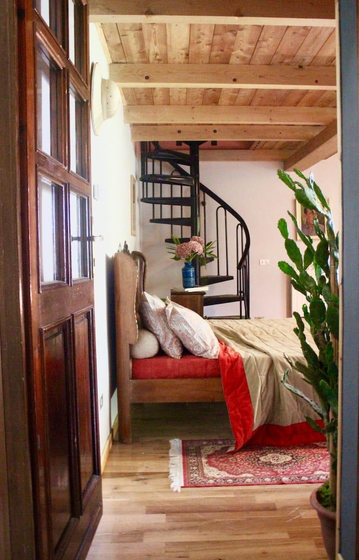 La casa in Piemonte