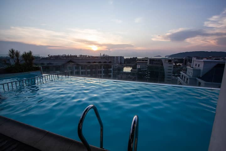 [Promo] Sunset infinity pool for 5 pax @ sky hotel