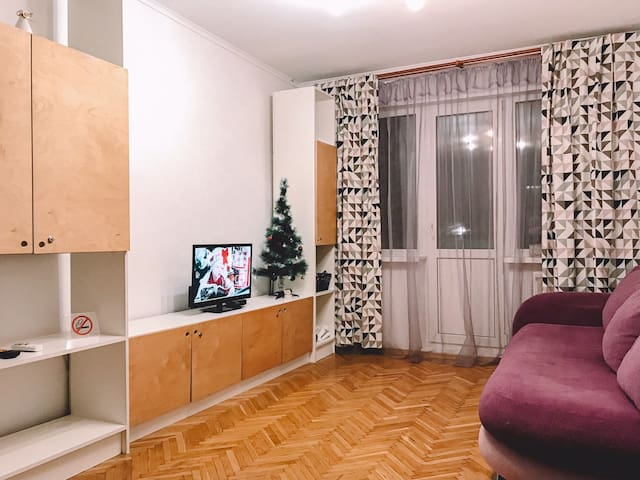 ❤2-room apartment on Independence Square❤