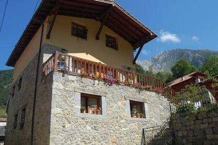 Casa de aldea La Coviella 1 - Sobrefoz, Principado de Asturias, ES - Casa