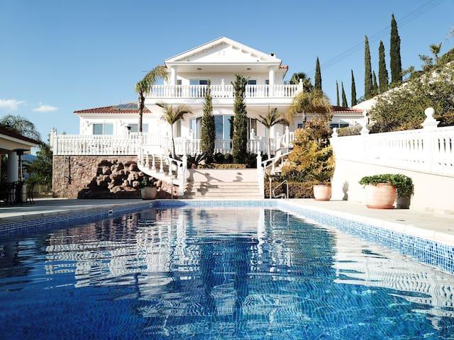 Luxury Villa Cy